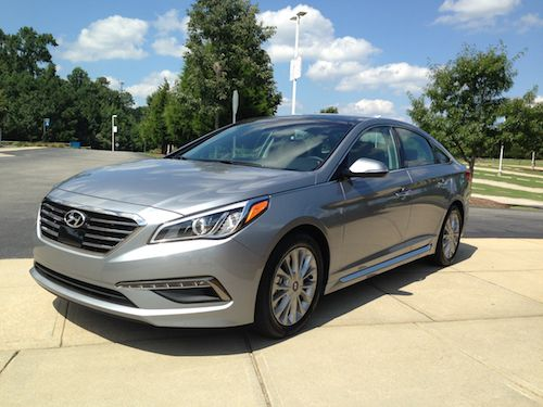 hyundai sonata 2015 screen