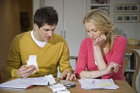 Money talk with your spouse