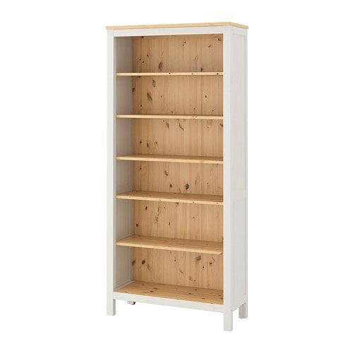 Hemnes Bookcase White Stain Light Brown 35 3 8x77 1 2 Ikea Hemnes Bookcase Ikea Hemnes Bookcase White Bookcase