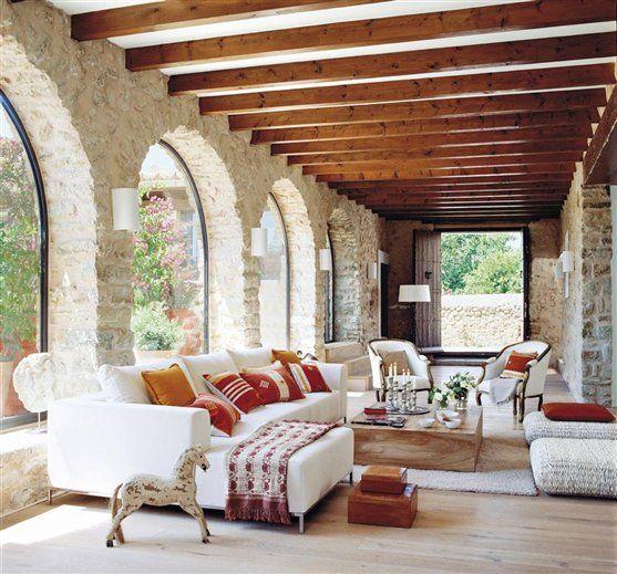 Una reforma magistral con interiores de ensue o elmueble - Habitaciones de ensueno ...