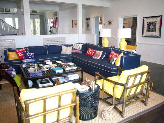 Meet the Assistant: Max Humphrey of Betsy Burnham Design  Chairs not cushions