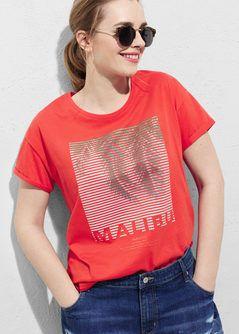 T-shirt imagem estampada