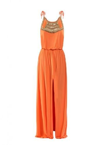 Sanela Long Beach Dress by Melissa Odabash