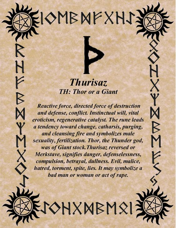 norsewarlock:  RUNE OF THE DAY! THOR'S RUNE FOR THURSDAY! Daily Facebook Specials & Share to Win Contests! Like https://www.facebook.com/pages/The-Norse-Warlock/113159862098696 so you Don't Miss Out! Shop: www.NorseWarlock.com: