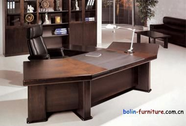 Classical executive desk - Borey (China Manufacturer) - Products