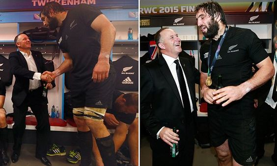 'I honestly didn't mean to do it': New Zealand man Phil Walter who pictured giant Sam