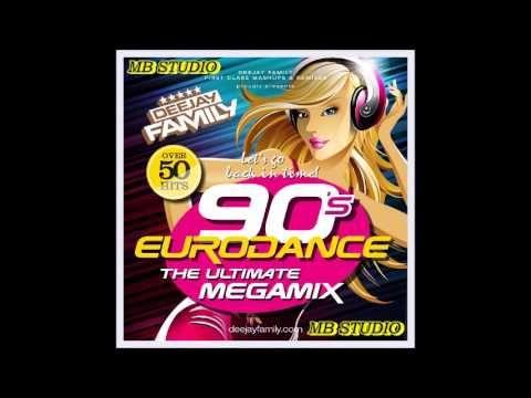 90 Eurodance The Ultimate Megamix 01 Best Dance Dj The Heat