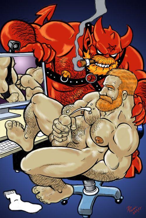 Gay Demon Porn