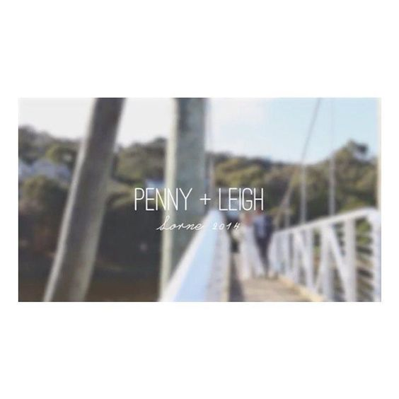 It was just over a year ago that I was down in Lorne shooting Penny  Leigh's beautiful wedding. I still remember the crazy weather of the day! Happy Anniversary  #wedding #weddinganniversary #lorne #greatoceanroad #love #weddingfilm #film #anniversary #congratulations #beachwedding @plepony @leighwilliam by zoecoldhamstudio http://ift.tt/1IIGiLS