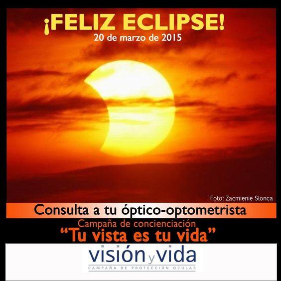 Feliz eclipse