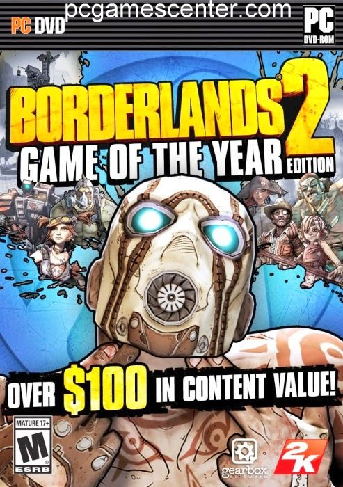 Borderlands 2 on mac