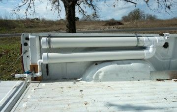 Water Tank Pvc Pipes And Campers On Pinterest