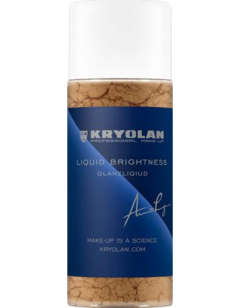 Liquid Brightness 100 ml | Kryolan - Professional Make-up 5 colors for $18.00 each