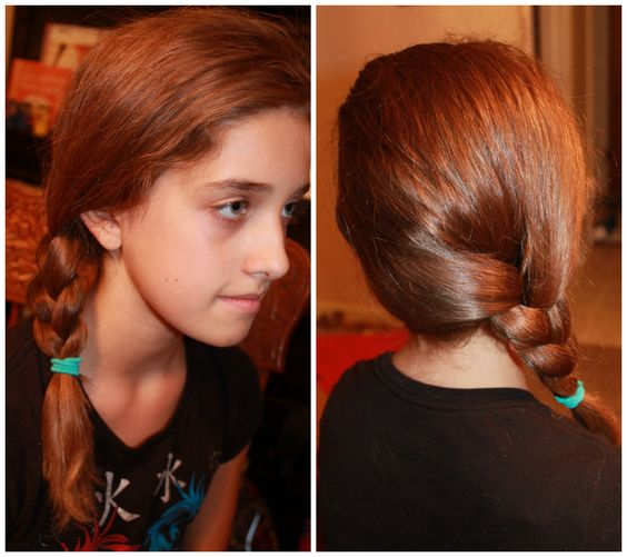 Cute Easy Hairstyles For School a very cute medium length hairstyle perfect for school Cute And Easy Hairstyles For School Simple Hairstyle Ideas For Women And Man