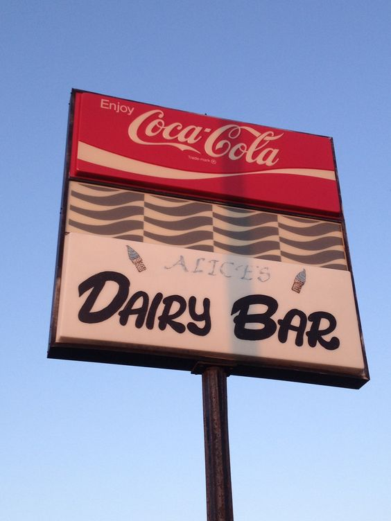 ALICES DAIRY BAR
