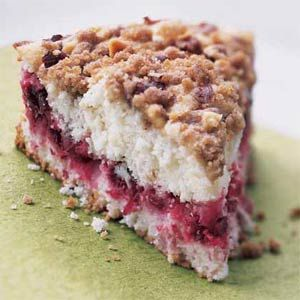 Cranberries, Coffee cake and Coffee on Pinterest
