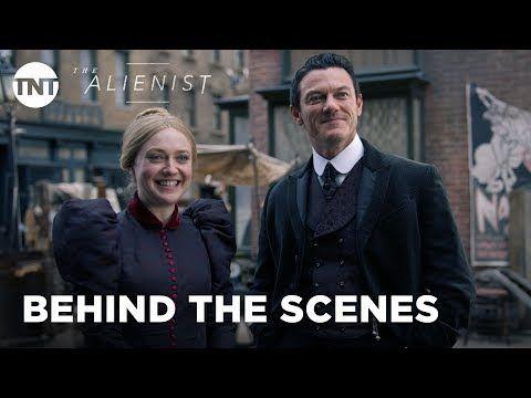 The Alienist Dakota Fanning Luke Evans Daniel Brühl Season 1 Character Profiles Bts Tnt Youtube Luke Evans Luke Psychological Thrillers