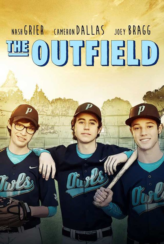 "Cameron Dallas on Twitter: ""Let's gooooo @Nashgrier!! I miss my baseball pants they were so comfortable  #TheOutfieldMovie https://t.co/dMGLAE9Md1"""