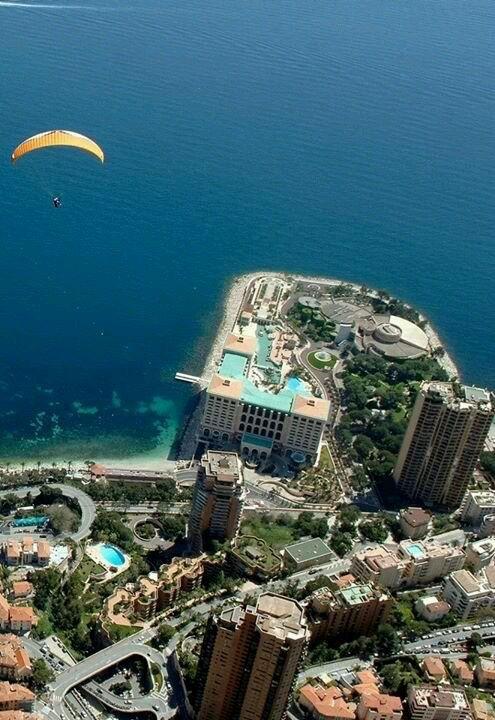 Travel Destination - Monte Carlo