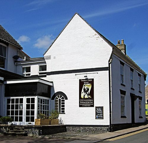 The Thomas Paine Hotel, Thetford - Norfolk. | Flickr - Photo Sharing!