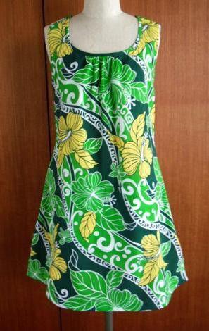 ハワイからハワイアンプリントの布を輸入してます。前と後ろにポケットが付いてますが、後ろのポケットはタオル地ですので洗った後の手が簡単に拭けます。ポリコットンな...|ハンドメイド、手作り、手仕事品の通販・販売・購入ならCreema。