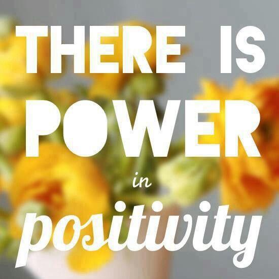 Power|Positivity