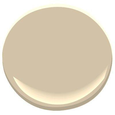 beige shaker HC-45 Peinture - Benjamin Moore ambiance chambre