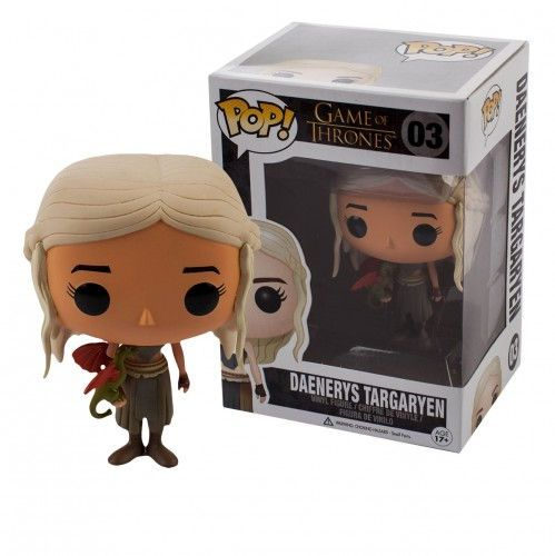 Game of Thrones Pop! Television Daenerys Targaryen Figurine