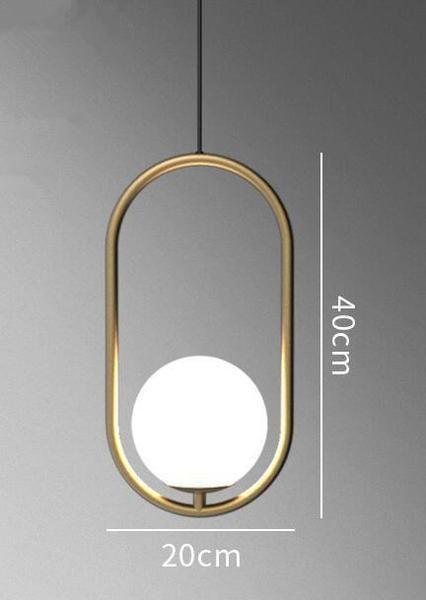 Verrassend Fausta - Modern European Design Hanging Pendant Lamp   Lampen JN-68