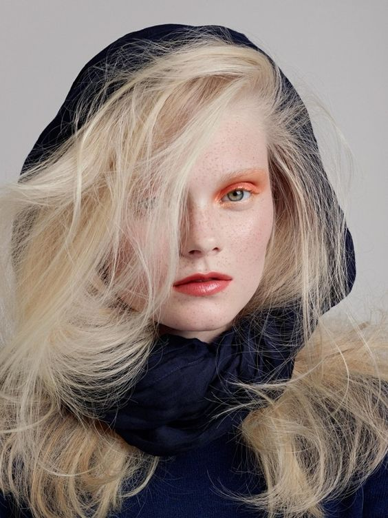 ELLE February 2014 by Henrik Adamsen, via Behance