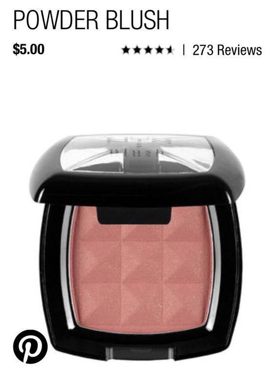 NYX bittersweet blush is a dupe for Nars Doucer | Makeup ...