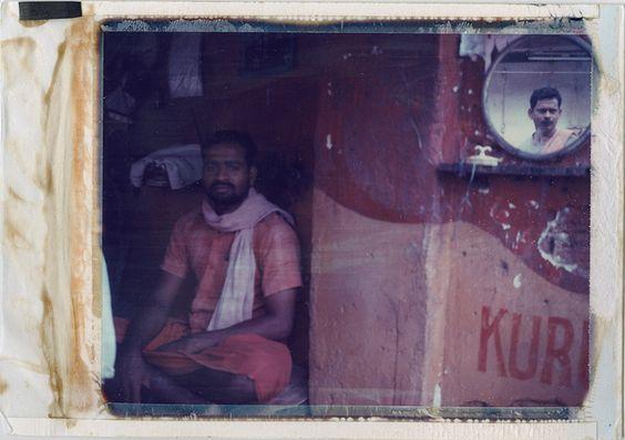 Polaroid, Polaroid transfer on canvas and more | Lionel Munoz
