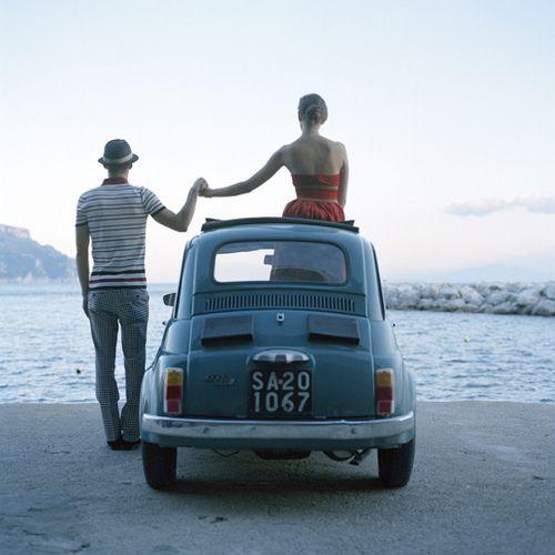 car / by Rodney Smith