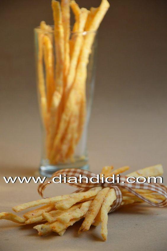 Diah Didi's Kitchen: Stick Bawang Wortel