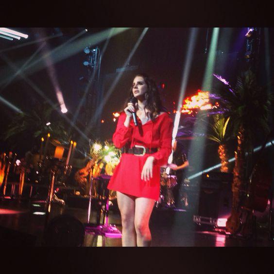 Lana Del Rey. Dallas, TX.