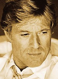 Robert Redford: I don't usually go for blondes, but.....damn.