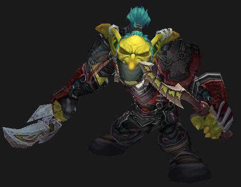Warcraft mage dance 3 - 2 part 5
