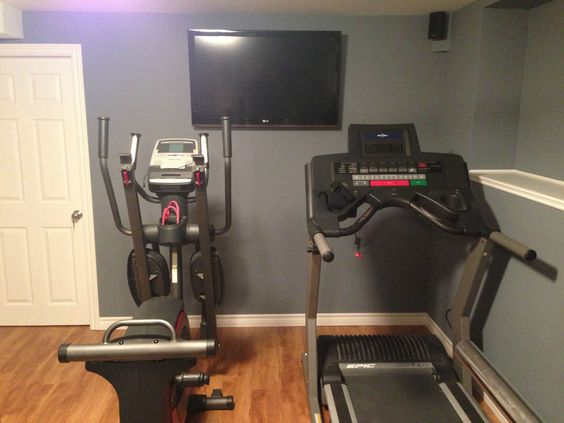 Small home gym setup google search