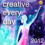 Challenge to be creative every day 2012. Post your creations and view others. Inspiring!
