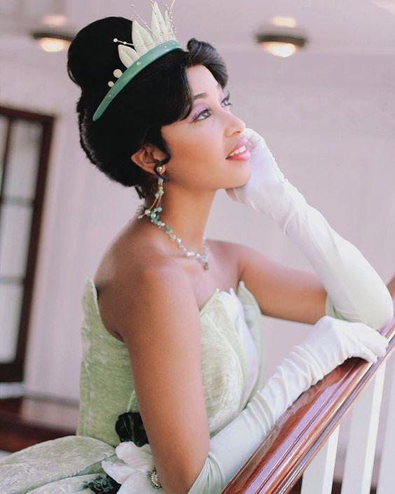 Princess Tiana Face: Pinterest • The World's Catalog Of Ideas