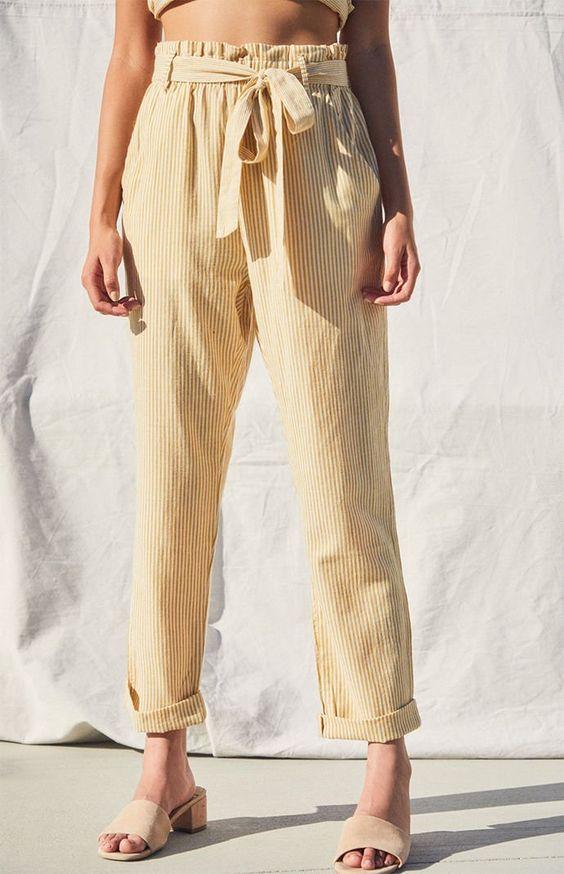 Cute Summer Pants