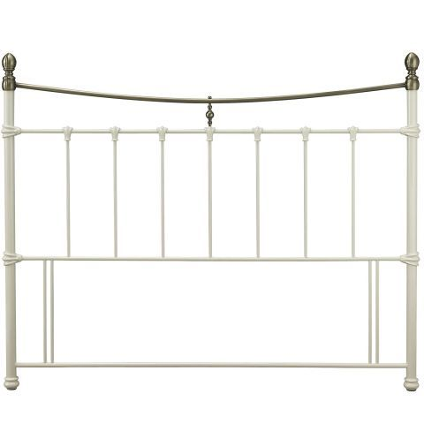 Edwardian II Metal Headboard |up to 60% OFF RRP| Next Day - Select Day Delivery