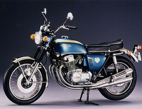 The 51 Most Iconic Motorcycles Of All Time In 2020 Honda Cb750 Super Bikes Honda 750