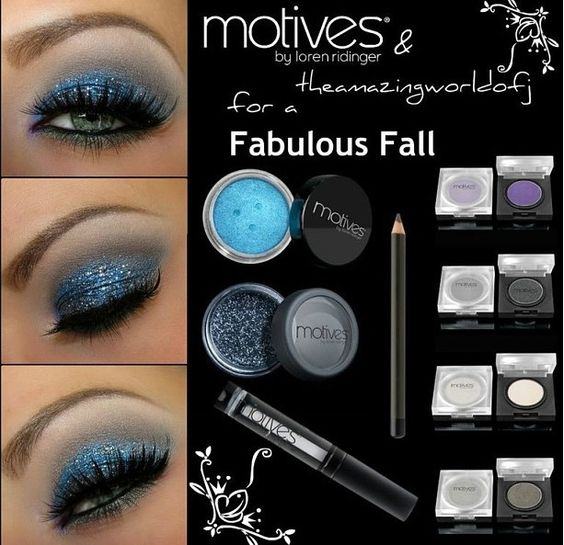 #ohlala #motives #motivescosmetics #glam #beauty #makeup #ilovemakeup #sparkle #glitter #sexy #hot