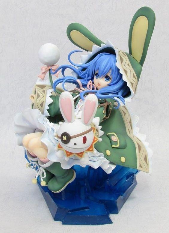 Date A Live Yoshino 1 7 Complete Figure Anime Japan New | eBay