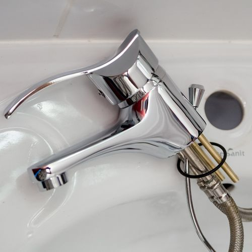Services With Images Utility Sink Replace Bathroom Faucet