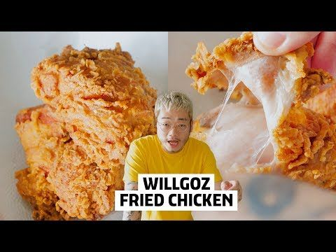 Willgoz Fried Chicken Duplikasi Resep Kfc Oh Inii Rahasianyaaaaa Youtube Resep Ayam Ayam Goreng Memasak
