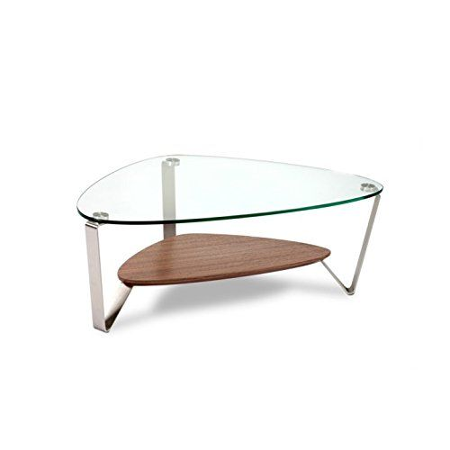 Bdi Dino 1344 Small Coffee Table Natural Walnut You Can Get