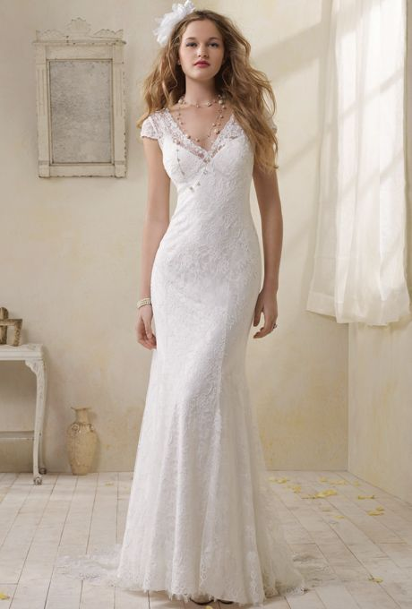 Modern Vintage by Alfred Angelo