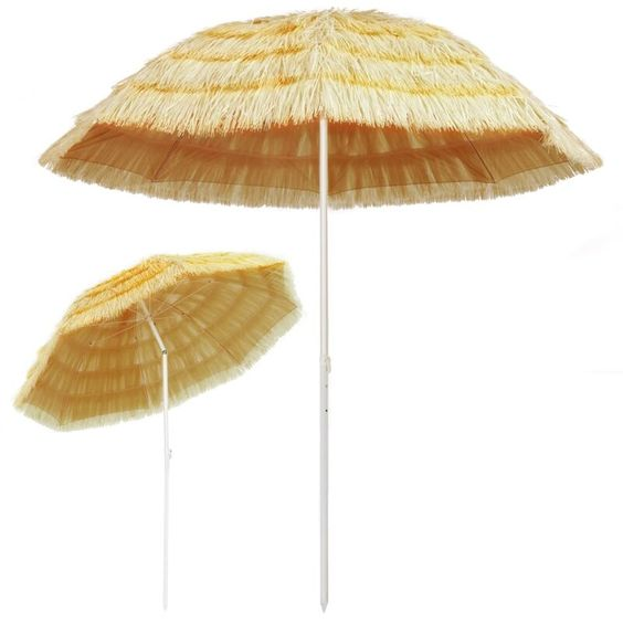Bay Isle Home Roehi 7' Beach Umbrella   Wayfair